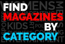 Find Magazine Subscriptions Here