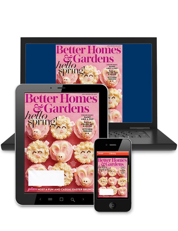 Merveilleux Better Homes U0026 Gardens   Digital