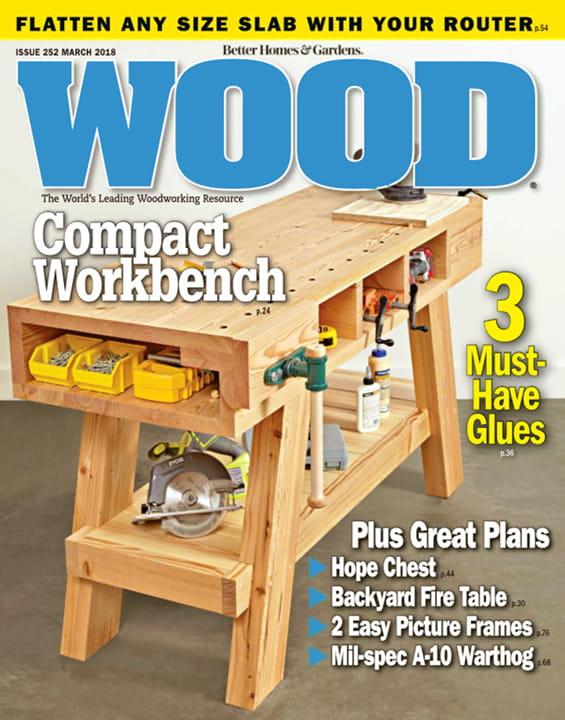 Wood Magazine Subscription Studentmags
